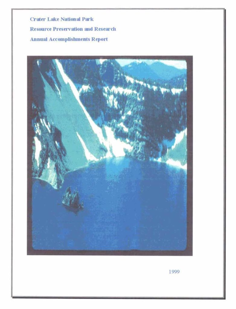 cl-resource-preservation-annual-report-1999
