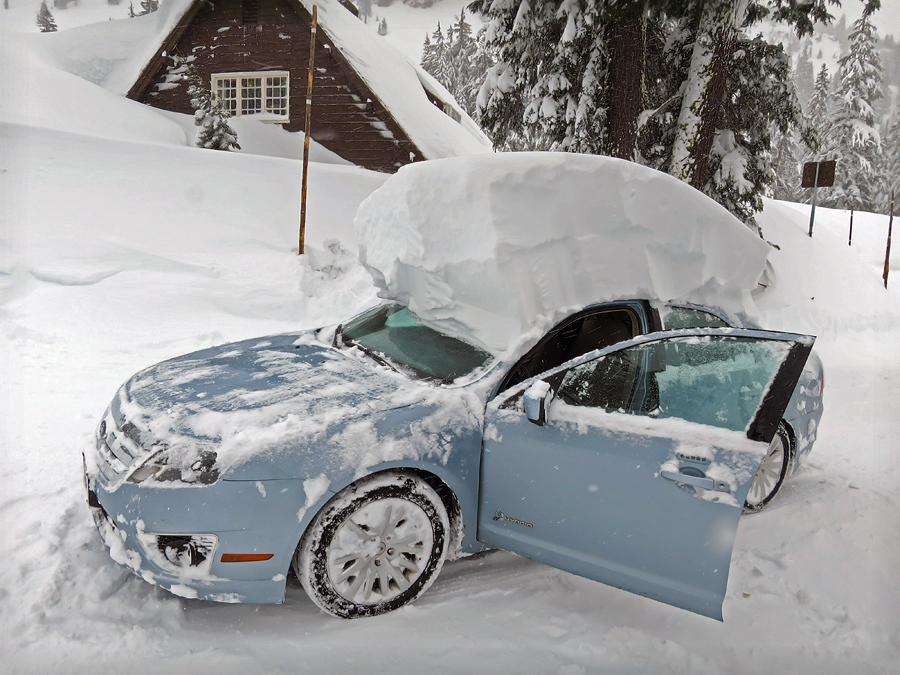 Ford Fusion Sno-Hawk 3-14-16 NPS photo