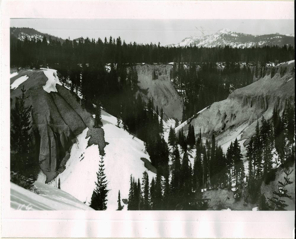 Godfrey Glen in Crater Lake NP (date unknown)