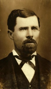 John M. Corbell; stationed at Fort Klamath