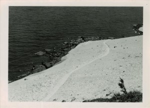 Lake Trail - South side below the Rim Village in Crater Lake NP (date unknown)