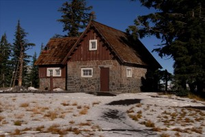 Rim Visitor Center in Crater Lake NP, 2009 Dave Harrison