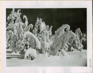 Severe Winter Conditions in Crater Lake NP (date unknown)
