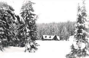 Superintendent's Residence House 19 in Crater Lake NP (date unknown) 2
