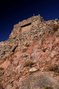 Watchman Fire Lookout in Crater Lake NP, 2009