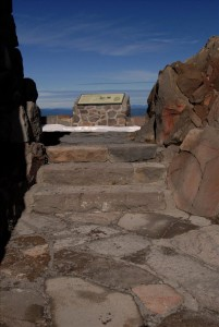 Watchman Fire Lookout in Crater Lake NP, 2009 Dave Harrison 10