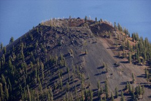 Watchman Fire Lookout in Crater Lake NP, 2009 Dave Harrison 18