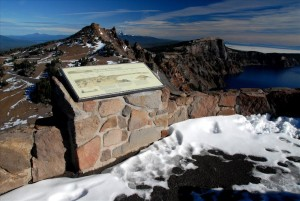 Watchman Fire Lookout in Crater Lake NP, 2009 Dave Harrison 24