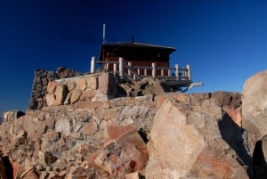 Watchman Fire Lookout in Crater Lake NP, 2009 Dave Harrison 25