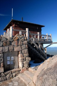 Watchman Fire Lookout in Crater Lake NP, 2009 Dave Harrison 27