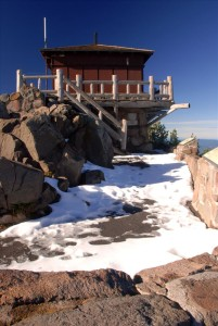 Watchman Fire Lookout in Crater Lake NP, 2009 Dave Harrison 28