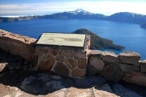 Watchman Fire Lookout in Crater Lake NP, 2009 Dave Harrison 32