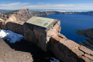 Watchman Fire Lookout in Crater Lake NP, 2009 Dave Harrison 33
