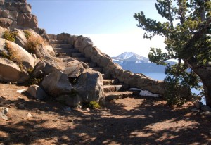 Watchman Fire Lookout in Crater Lake NP, 2009 Dave Harrison 6